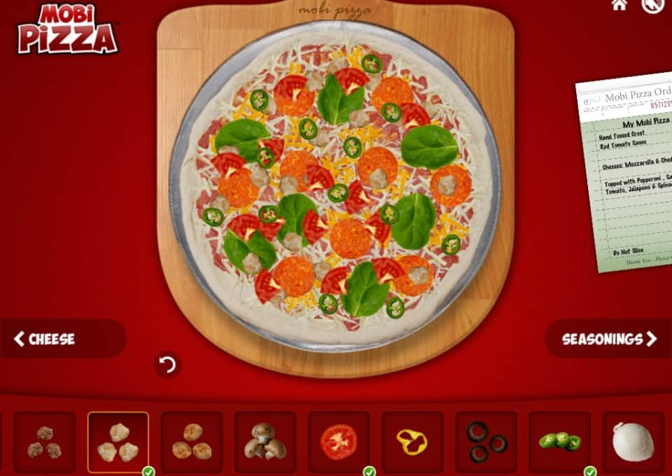"""Life is Like Pizza. Enjoy Every Slice"""