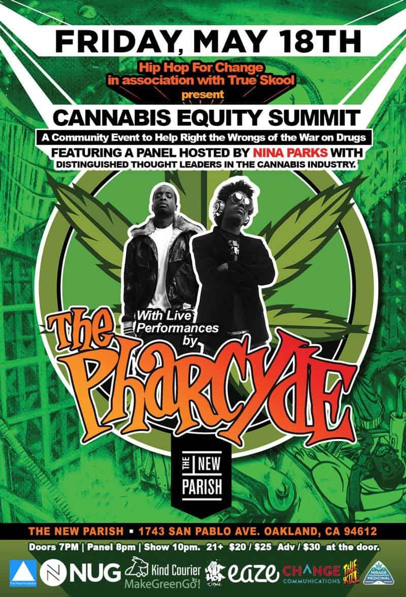 Why You Don't Want To Miss the Cannabis Equity Summit May 18